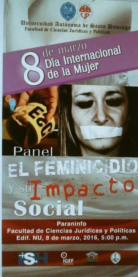 Feminicidio UASD