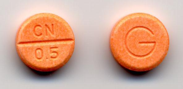 Gen-Clonazepam