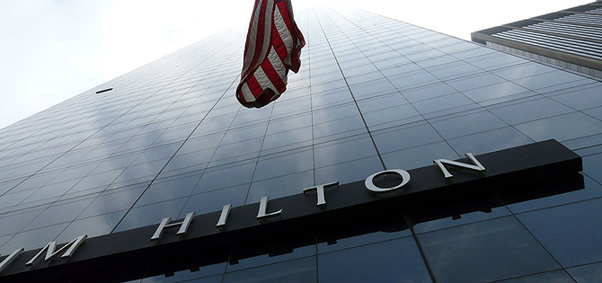 Bolsa de trabajo de la cadena hotelera Hilton