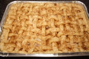TARTA DE MANZANA (Apple Pie) 13