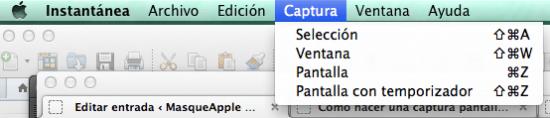 imprimir pantalla en mac