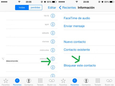 app para bloquear llamadas