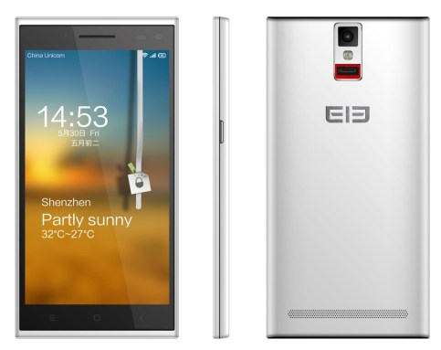 review elephone p2000