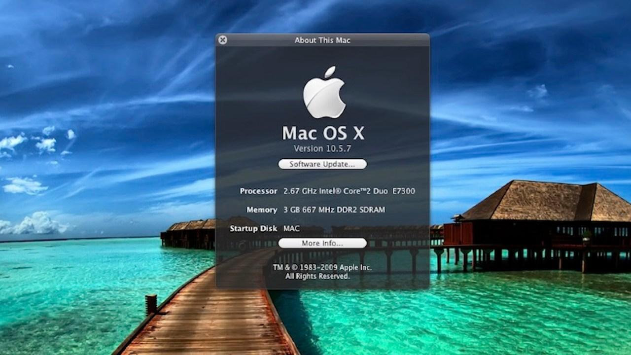Hackintosh Tutorial- OS X para cualquier PC