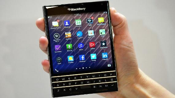 BlackBerry mejores moviles 2016 año