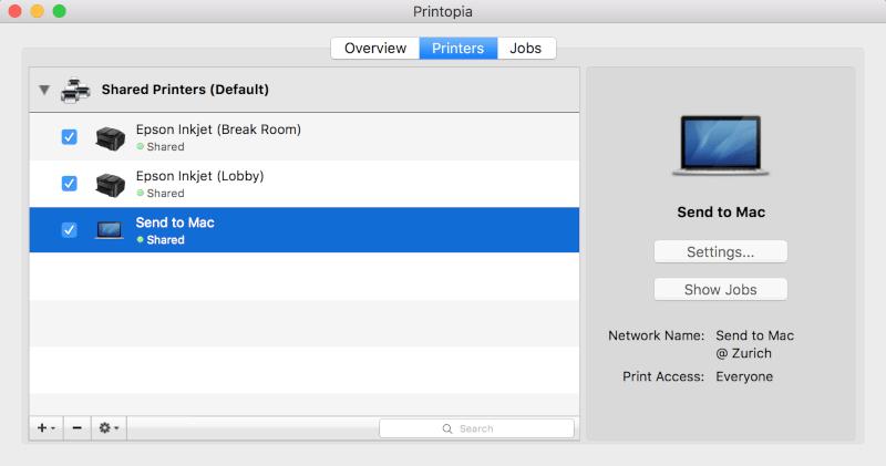 So aktivieren Sie die Airprint-Funktion auf einem beliebigen Drucker, um von Ihrem Handy aus zu drucken 2