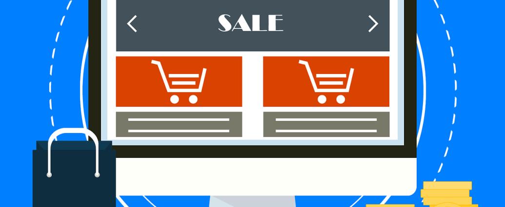Pantalla ordenador - Compras online