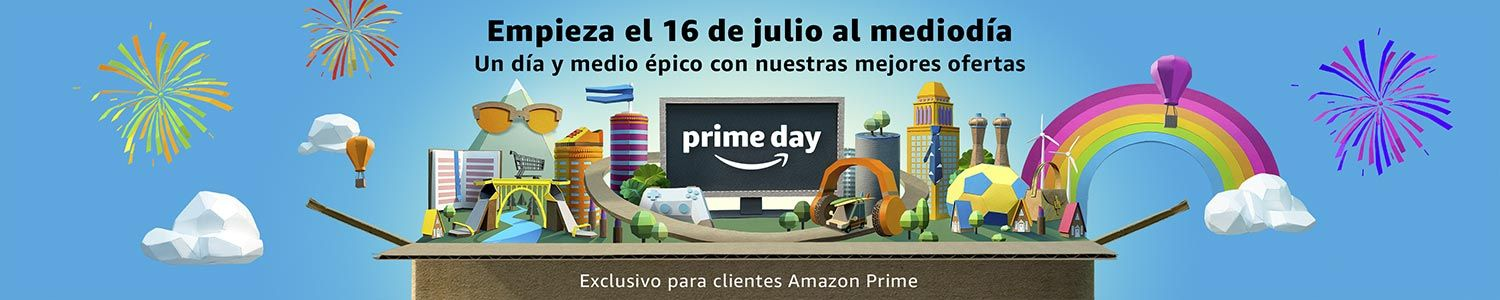 Descuentos y ofertas amazon prime day