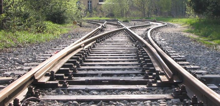 Aparatos de vía: los desvíos ferroviarios