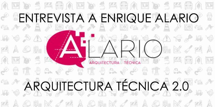 Enrique Alario: Arquitectura Técnica 2.0