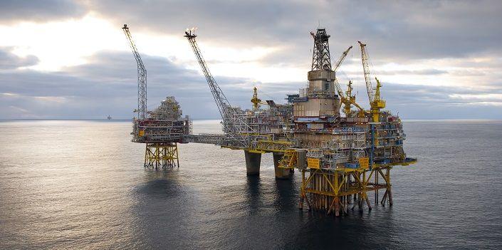 Tipos de estructuras y plataformas offshore