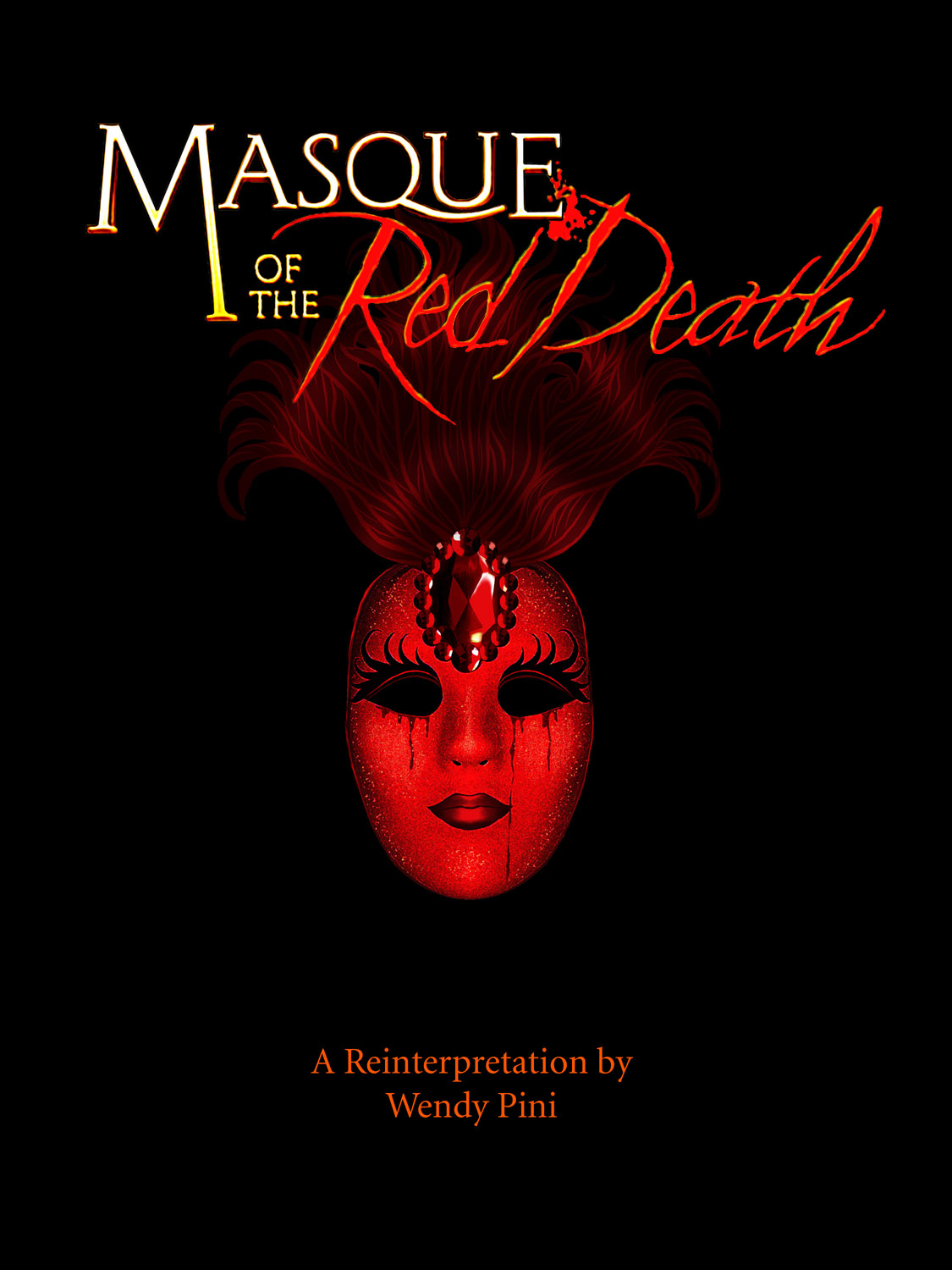Masque Of The Red Page 0