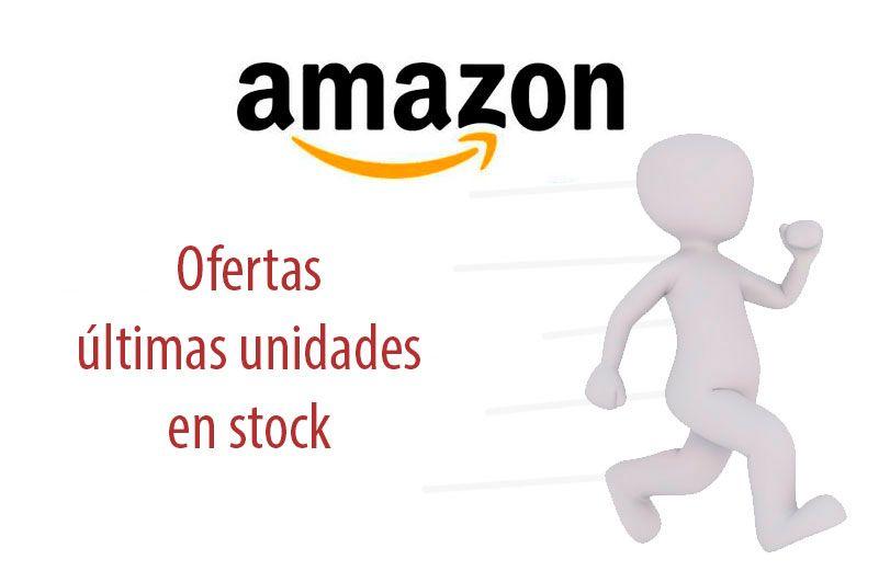 61cd4ace9 Ofertas de últimas unidades en el stock en Amazon.