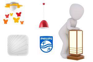 Lámparas Philips baratas en Amazon