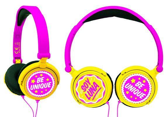 Oferta auriculares para niños Lexibook Soy Luna baratos amazon