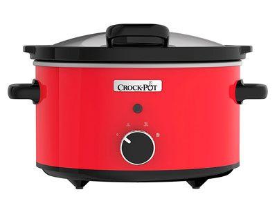 Olla de cocción lenta Slow cooker Crock pot barata CSC037