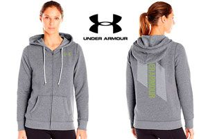 sudadera under armour barata, oferta sudadera de marca under armour barata amazon, chollos ropa de marca barata amazon