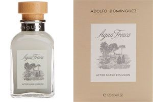 After Shave Adolfo Dominguez Agua fresca 120 ml