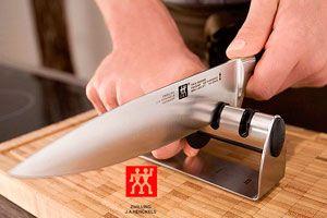 Oferta afilador de cuchillos Zwilling barato amazon, ofertas menaje del hogar amazon