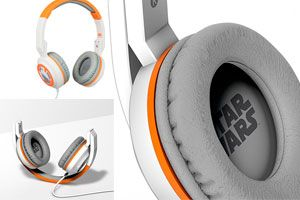 Oferta auriculares Star Wars Tribe BB8 baratos en Amazon