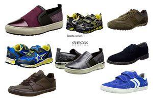 Oferta calzado Geox barato para hombre mujer y niños