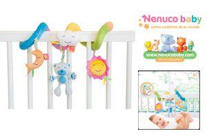 Oferta espiral de actividades Nenuco Baby barata amazon