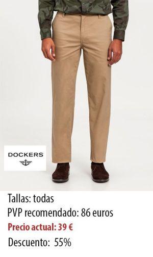 camisas y pantalones Dockers