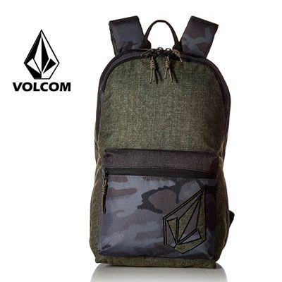 Oferta mochila Volcom Academy militar barata amazon