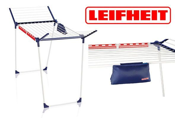 Oferta tendedero Leifheit Pegasus 180 Solid Plus barato amazon