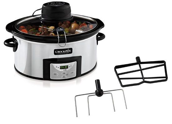 Oferta Crock-Pot AutoStir CSC012X barata amazon
