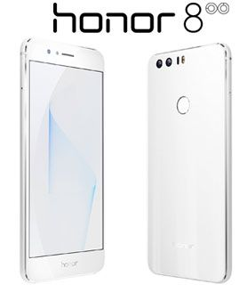 Oferta Honor 8 blanco barato amazon