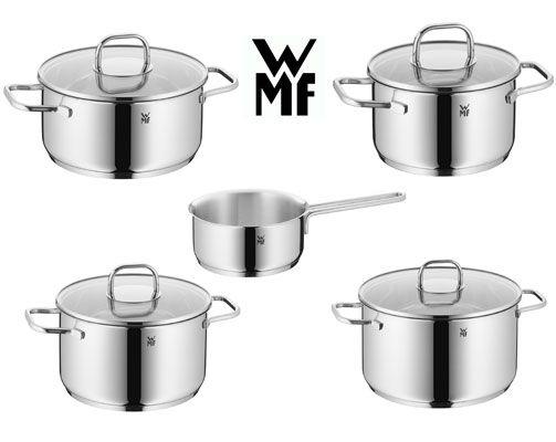 Oferta batería de cocina WMF Astoria 5 piezas barata amazon