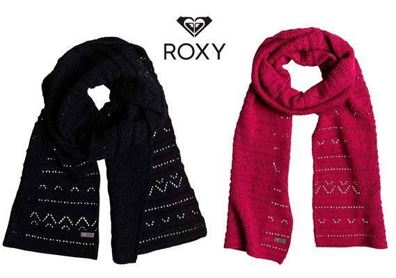 Oferta bufandas Roxy Girl Challenge baratas amazon