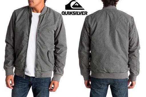 Oferta chaqueta Quiksilver Delta Deal barata amazon