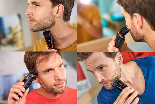 Oferta cortapelos y afeitadora Philips MultiGroom QG3340 barata amazon