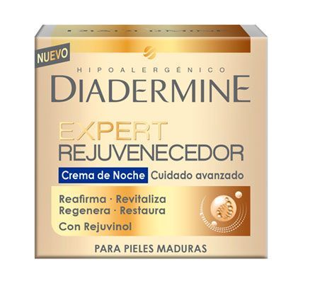 Oferta crema de noche Diadermine Expert Rejuvenecedor barata Amazon