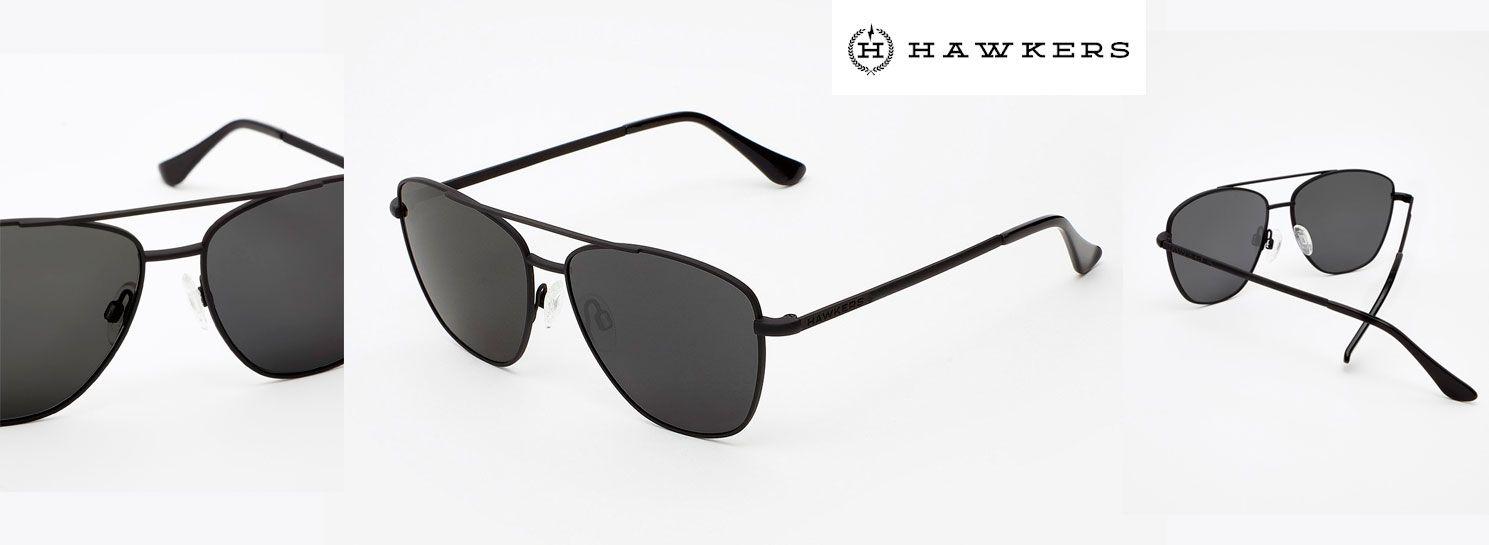 d0c35b675e Oferta gafas de sol Hawkers Black Dark Lax unisex por solo 17,42 euros.  Descuento del 58%. - Más Que Ofertas