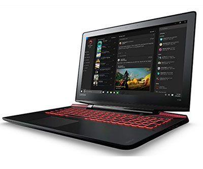 Oferta portatil para gaming Lenovo Ideapad Y700-15ISK i7-6700HQ 12 GB de RAM barato amazon