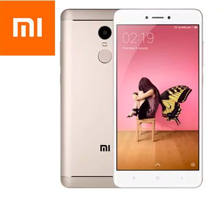 Oferta Xiaomi Redmi Note 4 dorado barato