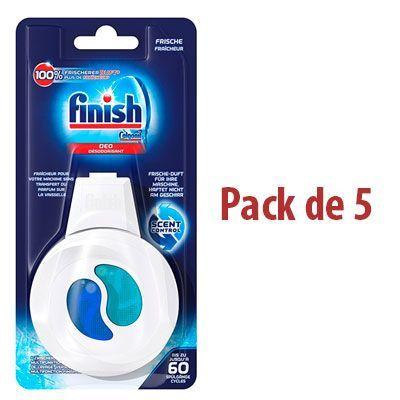 Oferta ambientador para lavavajillas Finish Odor Stop barato amazon