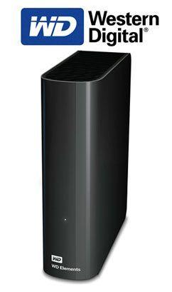 Oferta disco duro externo WD Elements Desktop barato amazon