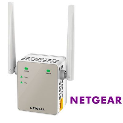 Oferta extensor de red wifi Netgear EX6120-100PES AC1200 Dual Band barato amazon