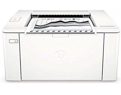 Oferta impresora láser HP LaserJet Pro M102w barata amazon