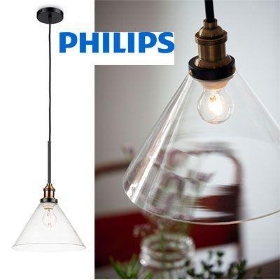 Oferta lámpara colgante Philips myLiving WestBurry barata amazon