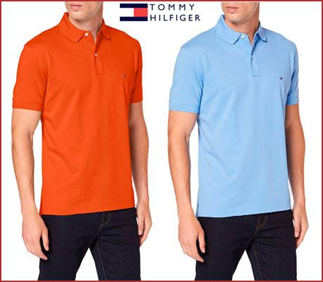 Oferta polo Tommy Hilfiger Regular
