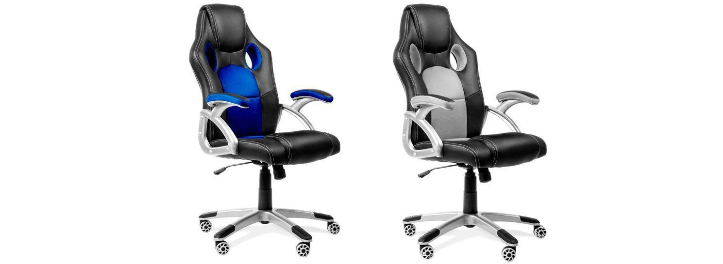 Oferta-silla-de-oficina-estilo-gaming-baratas-ebay - Más Que Ofertas