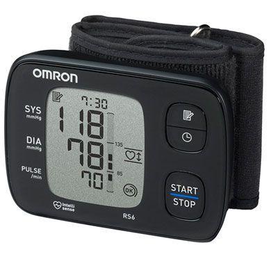 Oferta tensiómetro de muñeca Omron RS6 barato amazon