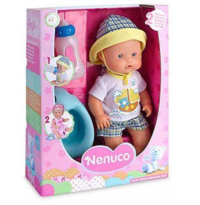 Oferta Nenuco Bebe y hace Pipí barato amazon