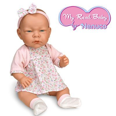Oferta Nenuco Mi Primer Bebé Deluxe barato amazon