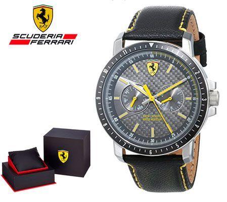 Oferta Reloj Scuderia Ferrari 830450 barato amazon
